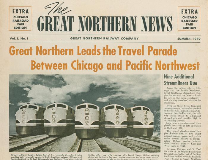 The Great Northern News - Summer 1949